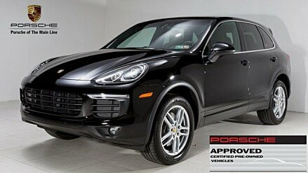 2016 Porsche Cayenne for sale 100869783