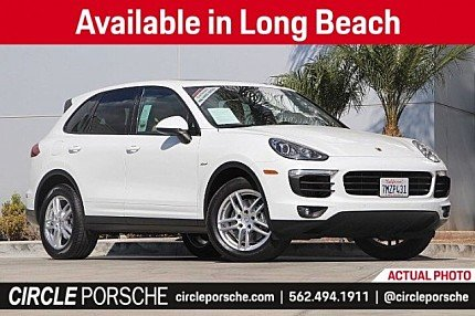 2016 Porsche Cayenne Diesel for sale 100955463