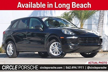 2016 Porsche Cayenne Diesel for sale 100955467