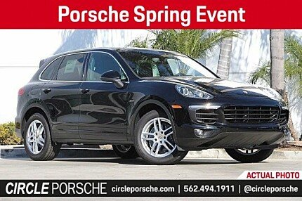 2016 Porsche Cayenne Diesel for sale 100955474