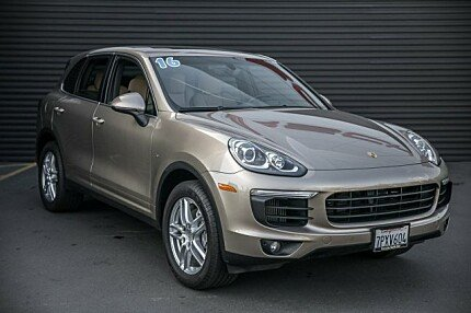 2016 Porsche Cayenne Diesel for sale 100967021
