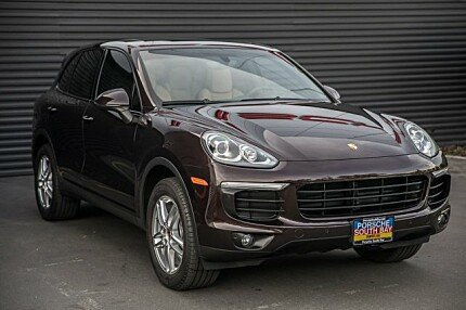 2016 Porsche Cayenne for sale 100967147