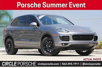 2016 Porsche Cayenne for sale 100994948