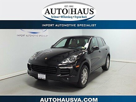 2016 Porsche Cayenne for sale 100998252