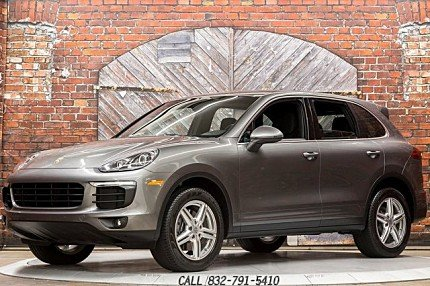 2016 Porsche Cayenne for sale 100999497