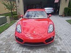 2016 Porsche Cayman for sale 100768426