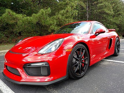 2016 Porsche Cayman GT4 for sale 100770272