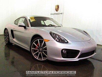 2016 Porsche Cayman for sale 100798829