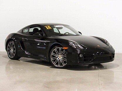 2016 Porsche Cayman for sale 100757747