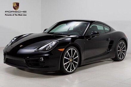 2016 Porsche Cayman for sale 100858134