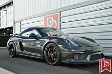 2016 Porsche Cayman GT4 for sale 100868164