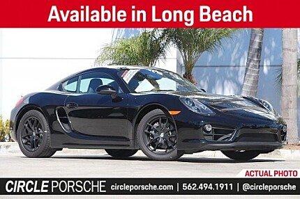2016 Porsche Cayman for sale 100955477