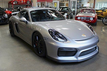 2016 Porsche Cayman GT4 for sale 100957507
