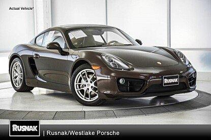 2016 Porsche Cayman for sale 100962475