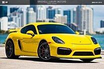 2016 Porsche Cayman GT4 for sale 100997649