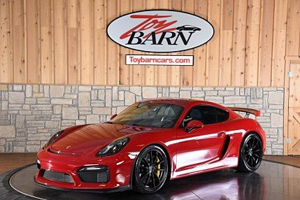 2016 Porsche Cayman GT4 for sale 101003992