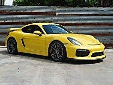 2016 Porsche Cayman GT4 for sale 101007223