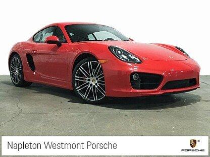 2016 Porsche Cayman for sale 101014765