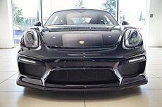 2016 Porsche Cayman GT4 for sale 101025987