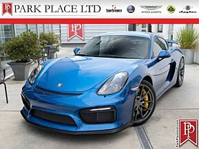 2016 Porsche Cayman GT4 for sale 101032901