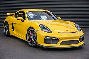 2016 Porsche Cayman GT4 for sale 101041863