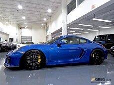 2016 Porsche Cayman GT4 for sale 101043049