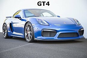 2016 Porsche Cayman GT4 for sale 101054268