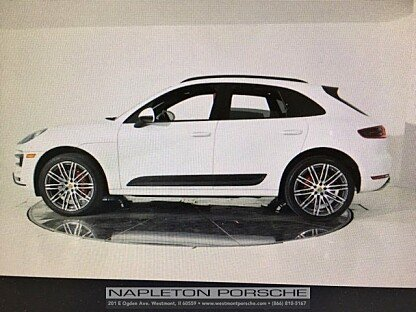 2016 Porsche Macan Turbo for sale 100926099