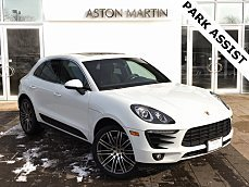 2016 Porsche Macan S for sale 100954200