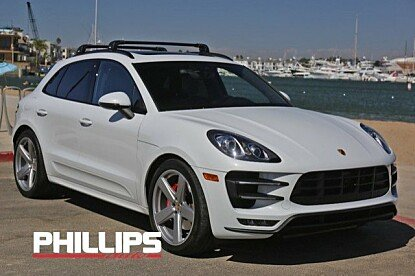 2016 Porsche Macan Turbo for sale 101043591