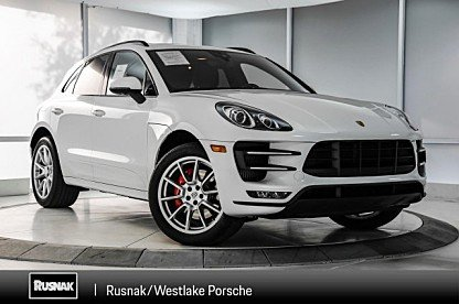 2016 Porsche Macan Turbo for sale 101052799