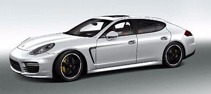2016 Porsche Panamera Turbo for sale 100858114