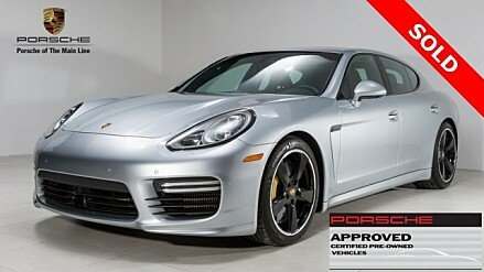2016 Porsche Panamera Turbo for sale 100858114