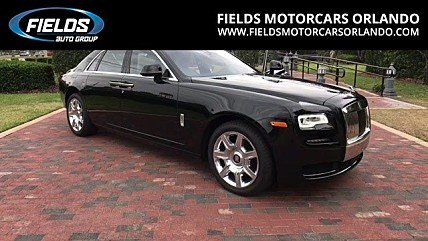2016 Rolls-Royce Ghost for sale 100783671