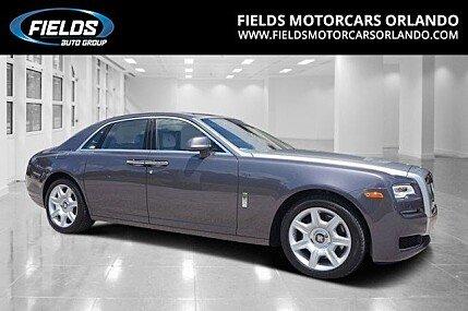 2016 Rolls-Royce Ghost for sale 100783673