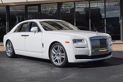 2016 Rolls-Royce Ghost for sale 100923227