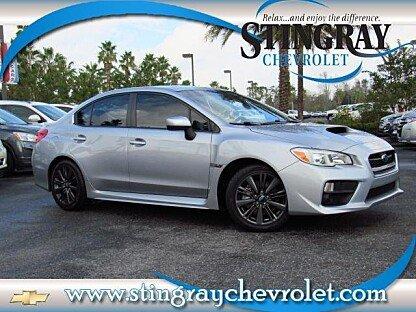 2016 Subaru WRX for sale 100928728