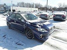 2016 Subaru WRX STI Limited for sale 100953789