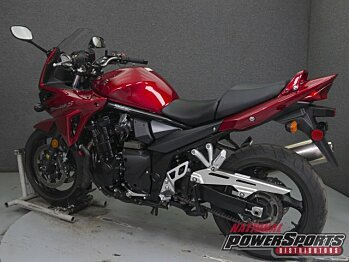 2016 Suzuki Bandit 1250 ABS for sale 200604615
