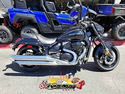 2016 Suzuki Boulevard 800 for sale 200595177