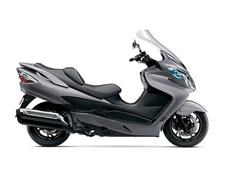 2016 Suzuki Burgman 400 for sale 200403255