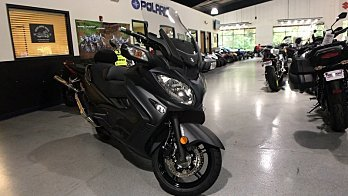 2016 Suzuki Burgman 650 for sale 200375946