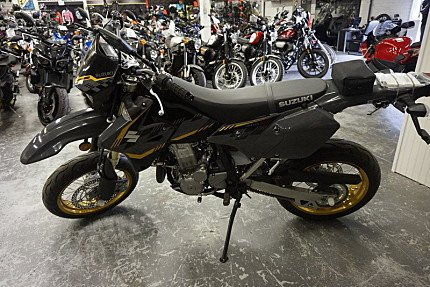 2016 Suzuki DR-Z400SM for sale 200459004