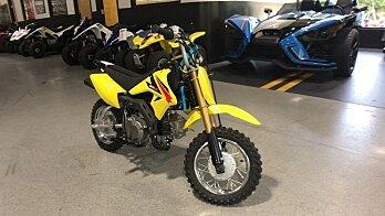 2016 Suzuki DR-Z70 for sale 200375920