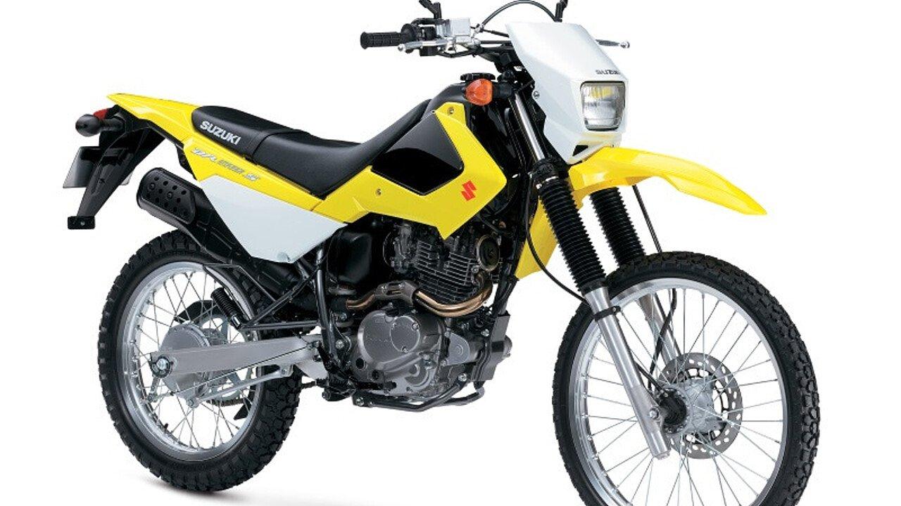 2016 Suzuki DR200S for sale 200435984