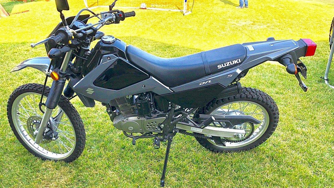 2016 Suzuki DR200S for sale 200593605