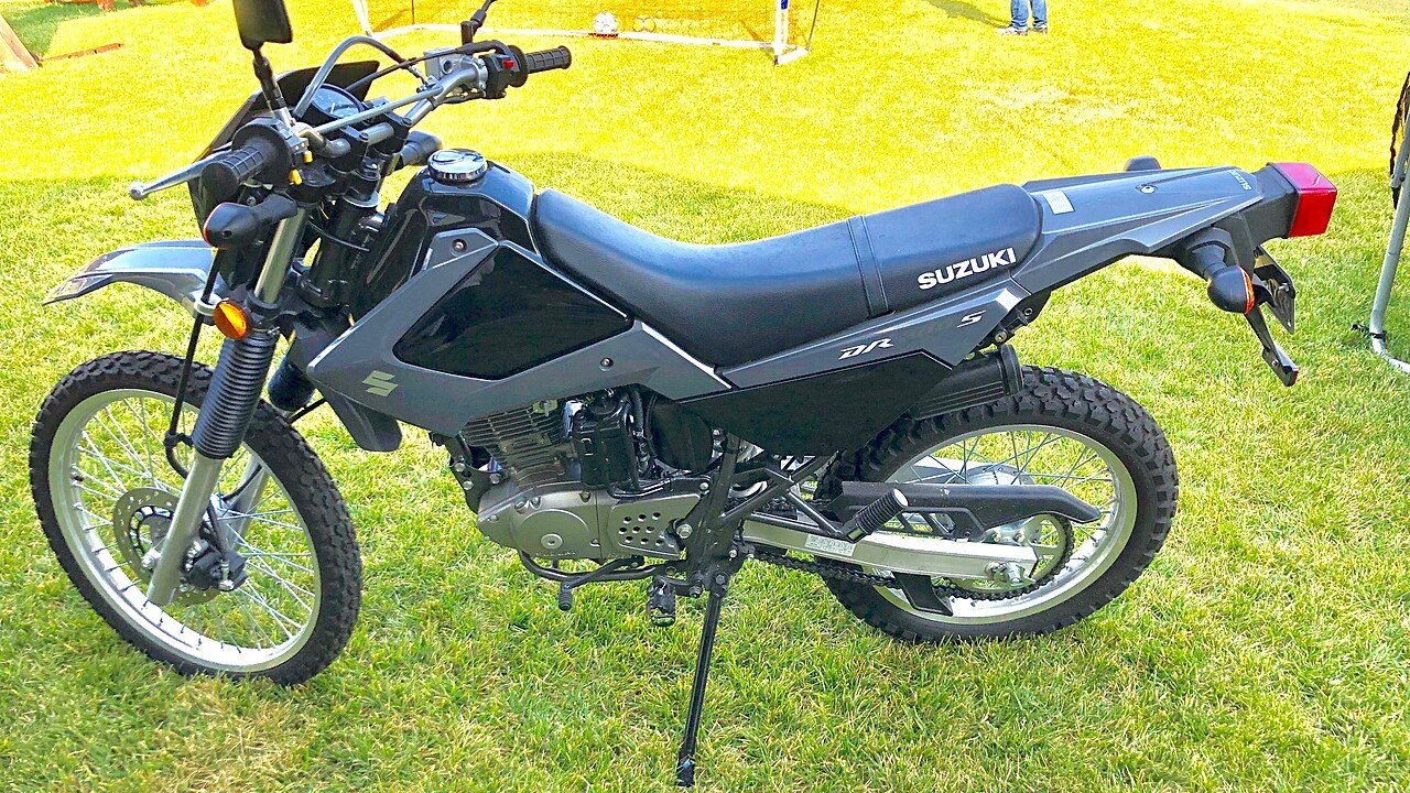 2016 Suzuki DR200S for sale 200593605