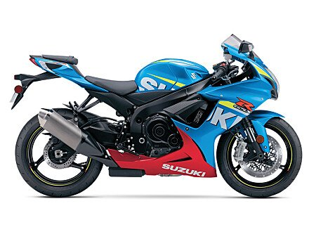 2016 Suzuki GSX-R600 for sale 200435973
