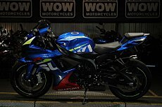 2016 Suzuki GSX-R600 for sale 200574368