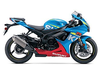 2016 Suzuki GSX-R750 for sale 200365620